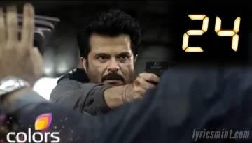 24 Indian TV Series Trailer - Anil Kapoor | COLORS!