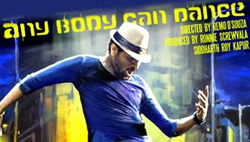 ABCD Trailer (Any Body Can Dance) - A Remo D'Souza Film