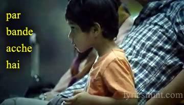 PAR BANDE ACHE HAI - ICICI Prudential Ad Song - 2013 (Mp3, Lyrics, Video)