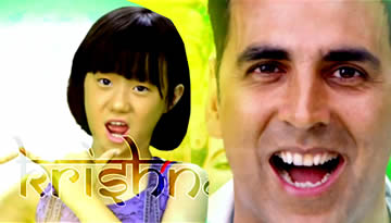 Hey Ram (Don't Worry) - DID Li'l Masters finalists & Akshay Kumar | OMG