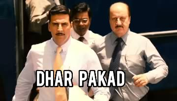 Dharpakad Song Video - Special 26 | Akshay Kumar, Manoj Bajpai