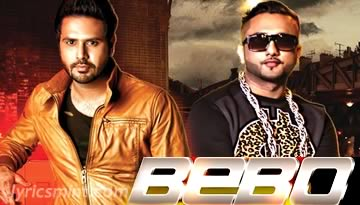 BEBO - ALFAAZ feat. HONEY SINGH new song - 2013 (Lyrics & Video)