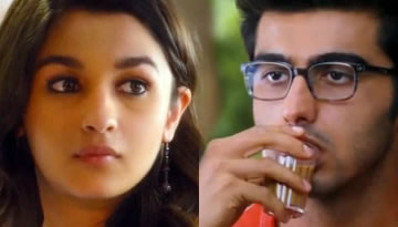 Locha E Ulfat Ho Gaya - 2 States Video Song | Arjun, Alia