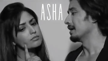 ASHA video - Ali Zafar & Yami Gautam (Total Siyapaa)