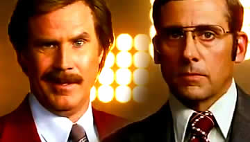 ANCHORMAN 2 - Teaser Trailer - 2012