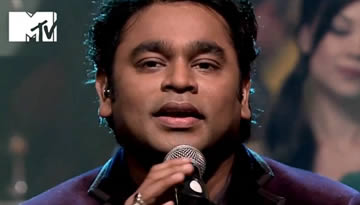 AR Rahman Live at MTV Unplugged Season 2 - Ye Jo Des Hai Tera
