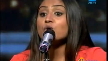 Arshpreet Kaur Jugni - Sa Re Ga Ma Pa 2012