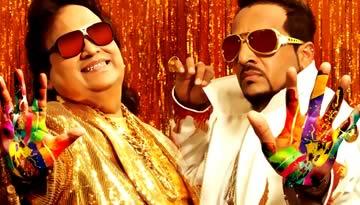 THE HOLI WAR - Jazzy B, Bappi Lahiri - Lyrics & Video