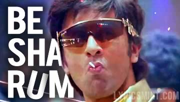 BESHARAM Video Song - Title Track feat. Ranbir Kapoor