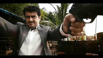 BILLA 2 TRAILER (Theatrical) - Ajith Kumar - 2012 Tamil Movie