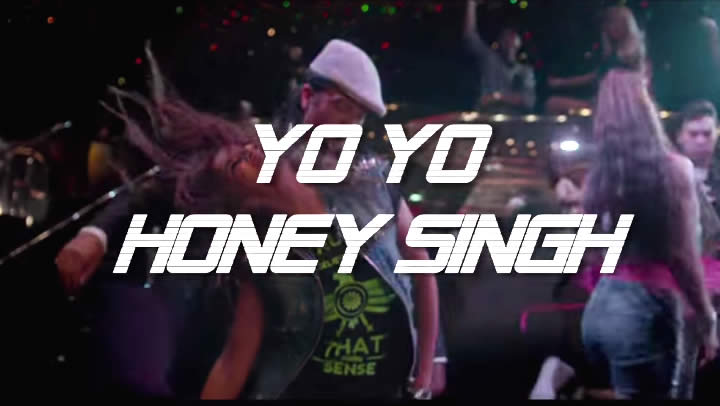 BIRTHDAY BASH - Yo Yo Honey Singh, Alfaaz | Dilliwaali Zaalim Girlfriend