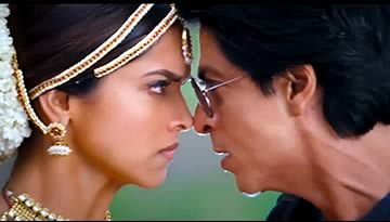 Chennai Express Trailer - Rohit Shetty Film starring Deepika Padukone & SRK