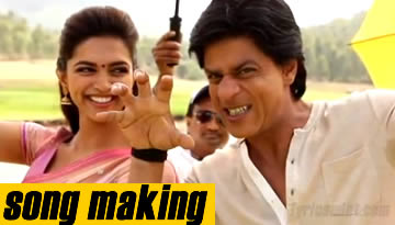Titli Song Making - Chennai Express Behind the Scenes Video