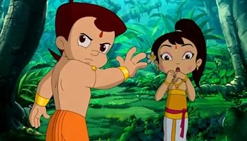 CHHOTA BHEEM TRAILER - The Throne Of Bali - 2013