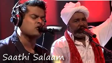 SAATHI SALAAM - Coke Studio Season 2 - @ MTV India | Clinton Cerejo