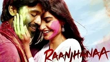 Ranjhna Trailer - Dhanush & Sonam Kapoor Movie