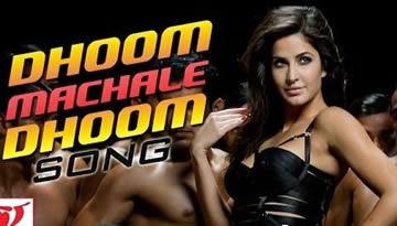 DHOOM 3 VIDEO SONG -