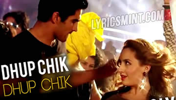 VIDEO: Dhup Chik Dhup Chik Hori Se (FUGLY)