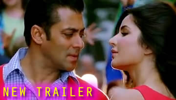 EK THA TIGER NEW TRAILER - VIDEO - Salman Khan, Katrina Kaif