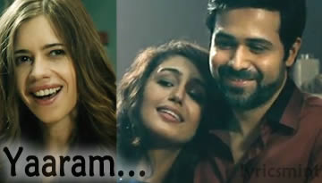 Yaaram Video Song - Ek Thi Daayan | Emraan Hashmi, Kalki, Huma Qureshi