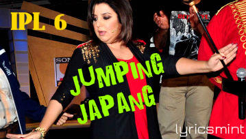 DIL JUMPING JAPANG - IPL 6 ad song | All dance steps by Farah Khan