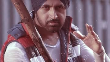 DUNALI - LYRICS & VIDEO - Singh vs Kaur | Gippy Grewal