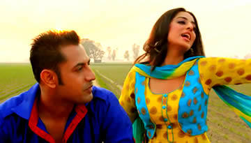 PHULKARI: Carry on Jatta Movie Song & Lyrics | Gippy Grewal, Mahie Gill