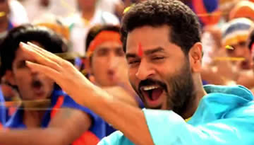 Go Go Govinda Video - Prabhudeva and Sonakshi Sinha Dancing
