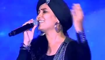 Katiya Karoon - Harshdeep Kaur Live | GIMA Awards - 2012
