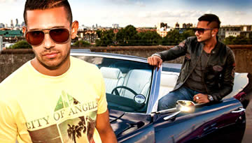 HIGH HEELS - HONEY SINGH & JAZ DHAMI's SONG (Lyrics & Video)