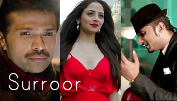 TERA SURROOR VIDEO SONG - Himesh Reshammiya, Yo Yo Honey Singh