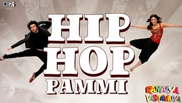 VIDEO: Hip Hop Pammi - Ramaiya Vastavaiya