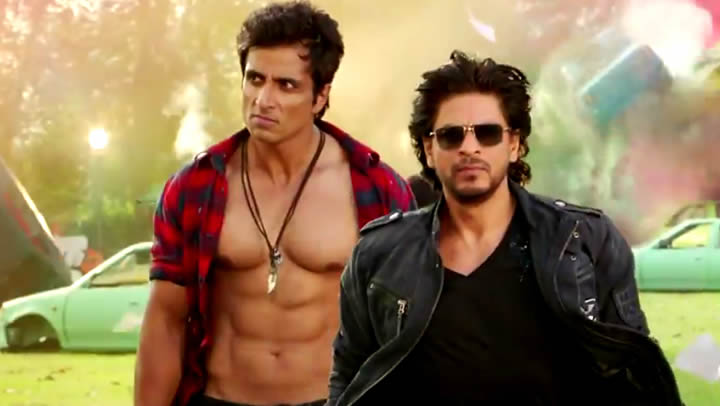 HAPPY NEW YEAR - Official Theatrical Trailer | SRK, Deepika