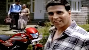 Honda Dream Yuga TV Ad song - Ghoda Bankar Sapne Dekar