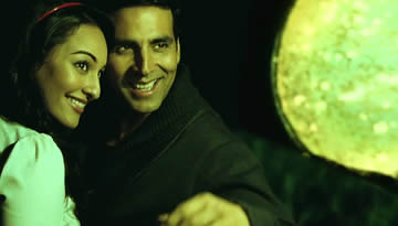 JUGNU - JOKER VIDEO | Akshay, Sonakshi (2012)