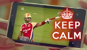 KANNA, KEEP CALM Lyrics - Pepsi IPL 2014 Song/Jingle (starsports.com)