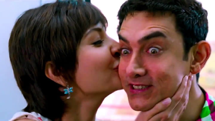 Love Is A Waste Of Time - PK | Aamir Khan, Anushka Sharma