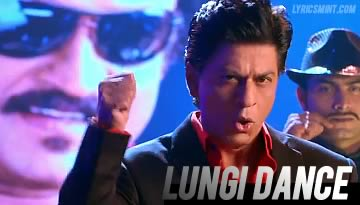 LUNGI DANCE VIDEO - Honey Singh feat. Shahrukh Khan, Deepika Padukone