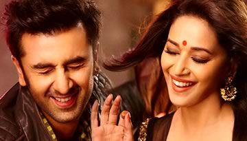 GHAGRA - Madhuri Dixit, Ranbir Kapoor (Yeh Jawaani Hai Deewani Item Song)