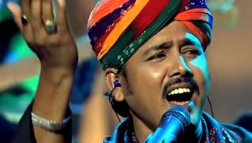 CHAUDHARY Coke Studio MTV - Amit Trivedi, Mame Khan (Rajasthani Song)