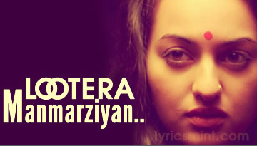 MANMARZIYAN VIDEO SONG - LOOTERA