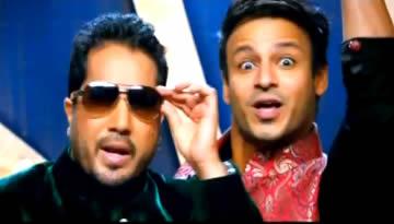 KLPD: Don't Fuff my mind / Crazy Dilli - Mika Singh, Vivek Oberoi (Video)