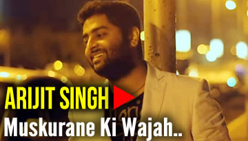 Arijit Singh - Muskurane Ki Wajah Tum Ho Music Video from CITYLIGHTS