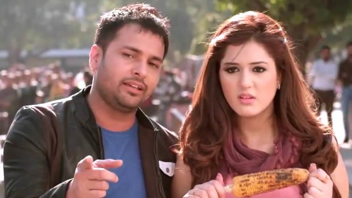 Neendran Lyrics - Happy Go Lucky | Amrinder Gill