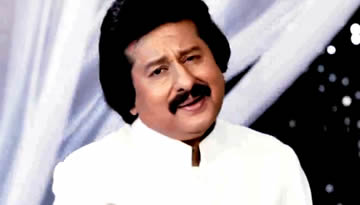 Pankaj Udhas - Kab Tak Dil Ki Khair Lyrics & Video (Dastkhat)