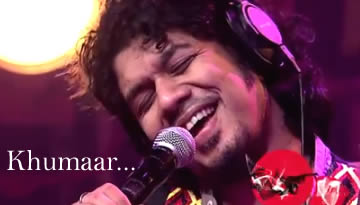 KHUMAAR lyrics & video - Papon - Coke Studio MTV Season 3