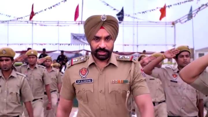 Police Punjab Di Lyrics - Babbu Maan | Baaz