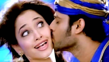 Rebel Telugu Songs: Orinayano Video - Prabhas & Tamanna