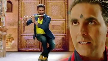 Hum Na Tode - Boss Song feat. Prabhudeva & Akshay Kumar