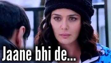 JAANE BHI DE - Ishkq In Paris Video Song   Preity Zinta, Rhehan Malliek
